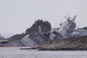Chiến hạm Aegis bị đâm kinh hoàng: Cảnh báo liên tục