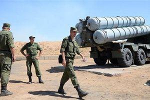 Israel lo Syria không biết dùng S-300