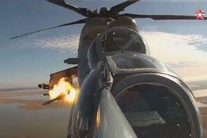 Trực thăng Nga vô đối với loại rocket mới