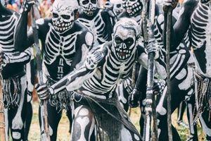 Bộ lạc 'xác sống' ghê rợn ở vùng Papua New Guinea