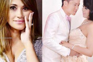 Đọ nhan sắc vợ 'Messi Lào' và bà xã Messi 'xịn': Ai nóng bỏng hơn?