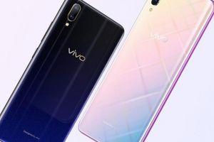 Ra mắt Vivo X21s giá vừa tầm, màn hình 'khủng'