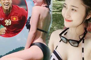 Không ngờ dàn WAGs tuyển Việt Nam lại có cô gái gợi cảm thế này!