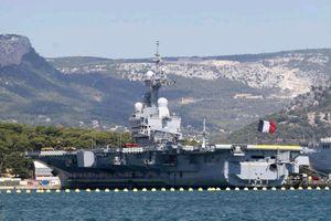 Tàu Charles de Gaulle sẽ phục vụ thêm 20 năm nữa