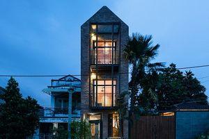 Nhà Sài Gòn đẹp cá tính với giàn khung thép