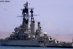 Soi tuần dương hạm hải pháo cuối cùng trên thế giới