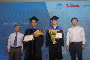 65 sinh viên nhận học bổng 'Nâng bước Thủ khoa' năm 2018