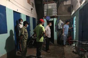 TP.HCM: Bàng hoàng phát hiện nam tài xế Grabbike tử vong bên cạnh vũng máu