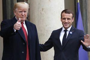 Lãnh đạo thế giới tới Pháp dự lễ kỷ niệm 100 năm kết thúc Thế chiến I