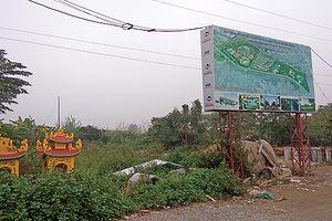 Cận cảnh dự án nghìn tỷ 'Khu đô thị Hà Nội Westgate' bị bỏ hoang nhiều năm