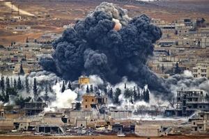 Syria khiếu nại lên LHQ về vụ liên quân Mỹ không kích dân thường