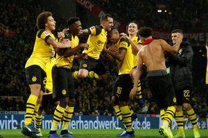 Dortmund 3-2 Bayern Munich: Hiệp hai bùng nổ đúng chất derby