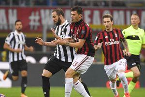 Milan - Juventus: Chủ nhà khó thắng