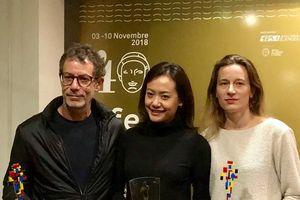 'Đảo của dân ngụ cư' nhận giải thưởng quốc tế tại Ý