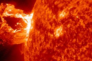 Bão mặt trời kích nổ 25 thủy lôi của Mỹ trong Chiến tranh Việt Nam