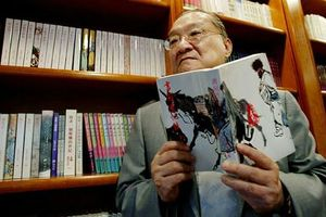 'Huyền thoại' tiểu thuyết kiếm hiệp Kim Dung: Cuộc đời bất hạnh như trong truyện