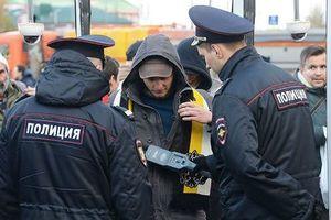 Nga sa thải 300 cảnh sát bị dân khiếu nại