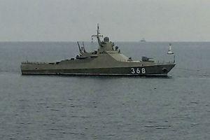 Nga - Nhật Bản tập trận hải quân chống cướp biển ở vịnh Aden