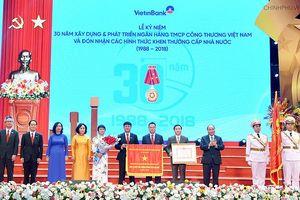 Thủ tướng: 'VietinBank phải tận dụng mọi thời cơ, thách thức'