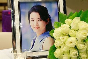 Di ảnh xinh đẹp tuyệt trần của Lam Khiết Anh gây xót xa