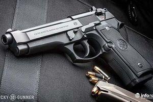 Hà Tĩnh: CSGT đoạt súng trên tay đối tượng bắn người