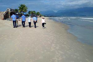 Đà Nẵng: Không còn cá chết hàng loạt trôi dạt vào bãi biển Liên Chiểu