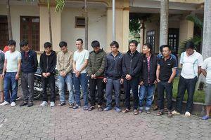 Hà Tĩnh: Chấn động quê nghèo vì 14 con bạc say sưa sát phạt