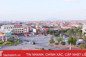 Thành phố Hà Tĩnh nỗ lực nâng chất đô thị văn minh