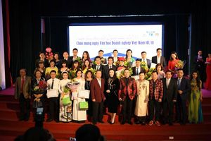 Liên hoan tiếng hát Doanh nhân Hà Nội 2018