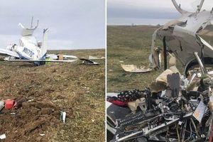 Mỹ: Phi công lên cơn đau tim, 4 người trên máy bay thiệt mạng