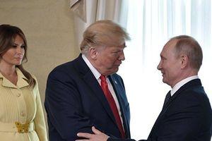 Tổng thống Putin sẽ gặp ông Trump ở Paris để thảo luận về Hiệp ước INF