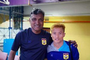 'Messi Lào' lại khiến người hâm mộ 'ngã ngửa'