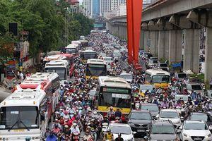 GĐ Sở GTVT Hà Nội nêu 5 nguyên tắc thu phí vào nội đô