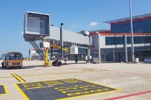 Cận cảnh sân bay tư nhân đầu tiên 'siêu hiện đại' sắp khai thác