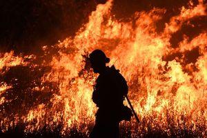 Thảm họa cháy rừng khiến 23 người Mỹ thiệt mạng