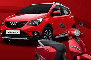 VinFast hé lộ mẫu xe giá rẻ, cạnh tranh với Toyota Wigo, Hyundai i10