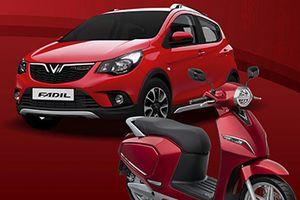 VinFast nhá hàng xe ô tô giá rẻ Fadil, giá dự kiến dưới 500 triệu đồng