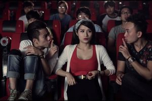 'Thánh nhọ' đi xem phim gặp đúng cô gái vô duyên 'nhất hệ mặt trời': Nói liên thanh không ngừng nghỉ suốt 2 tiếng đồng hồ