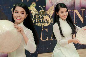 CLIP: Ngọc Trinh phiên bản The Tiffany Vietnam - Phương Vy múa nón lá 'hạ gục' ban giám khảo