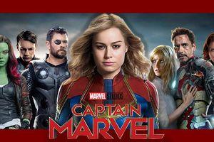 Bối cảnh của 'Captain Marvel' được làm sáng tỏ thông qua các manh mối này đây