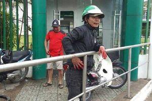 Lời khai của kẻ dùng ớt trét vào mặt người dân cướp tiền ngay tại trụ ATM