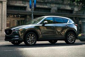 Mazda bổ sung CX-5 phiên bản Signature cao cấp hơn