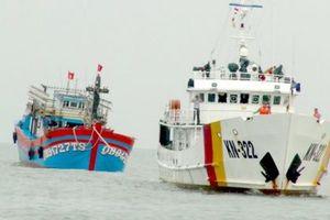 Quảng Bình : Cứu nạn thành công tàu cá và 19 ngư dân