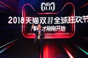 'Siêu bão' Ngày độc thân đổ bộ Trung Quốc, tiếp tục lập kỷ lục mới