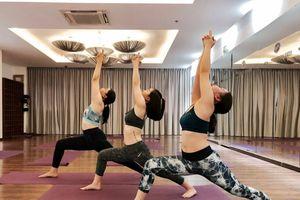 Yoga: nhiều lợi ích tuyệt vời từ 'tư thế chiến binh'