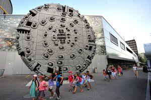 Choáng ngợp với Bảo tàng Giao thông Thụy Sĩ