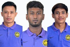 Điểm mặt 23 tuyển thủ Malaysia chuẩn bị đại chiến với ĐT Việt Nam