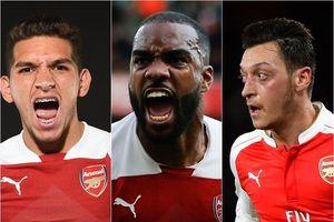 Đội hình 'công-thủ toàn diện' giúp Arsenal hạ bầy sói trên sân nhà