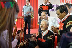 Tổng Bí thư, Chủ tịch nước: 'Nếu không đoàn kết thì không thành công'