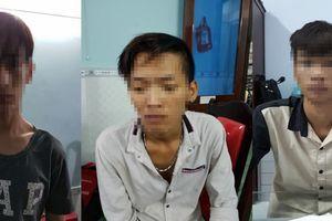 Bắt nhóm chuyên bẻ khóa, đột nhập nhà dân trộm xe máy ở An Giang